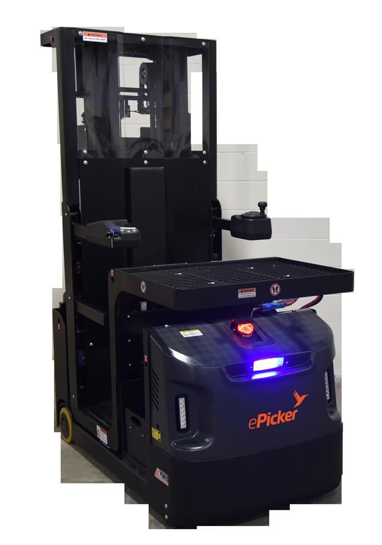 Super Task Support Vehicle - ePicker
